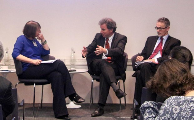 Dawn Austwick, Oliver Letwin and David Halpern discuss: 'policy-based evidence' or 'evidence-based policy'?