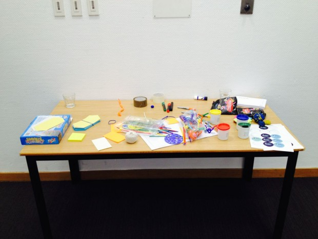 prototyping table