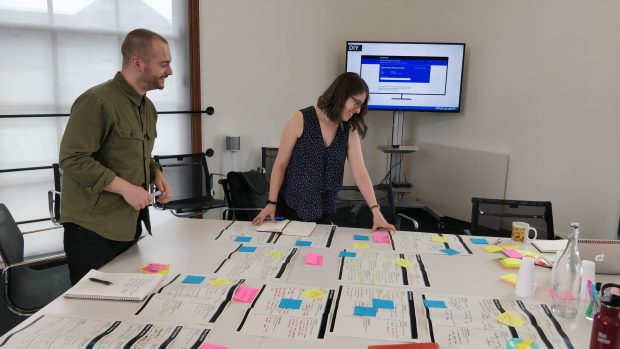 James and Lucy look over the emerging ideas on how we can make it easier for policy teams to practise open policy